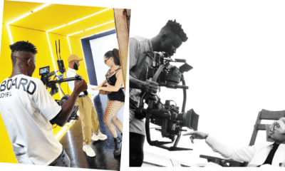 I wanted to use police truck when shooting Naira Marley's video –TG Omori