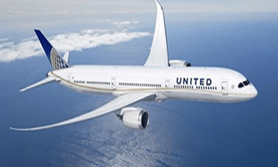 Plane rerouted after passenger gets stuck in bathroom.