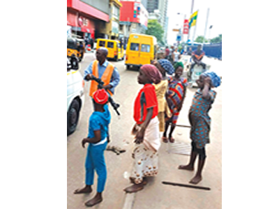 How parents, traffickers live off girl beggars - New Telegraph Newspaper