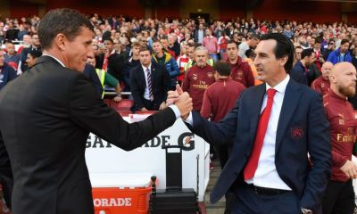 Emery: I was with Garcia when he was sacked