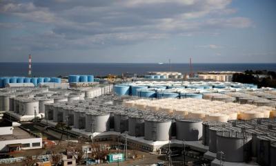 Japan to dump radioactive Fukushima water into Pacific, minister says
