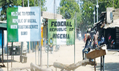 Nigeria: Border closure as elixir for growth