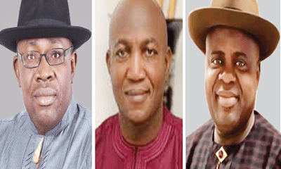 Bayelsa guber: Schemings as PDP battles self, APC, others to keep stronghold