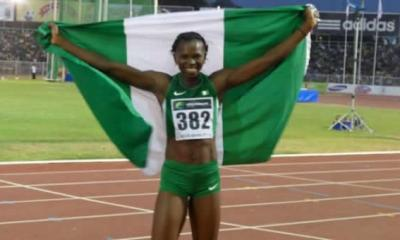 IAAF Worlds: Brume wins sole medal for Nigeria