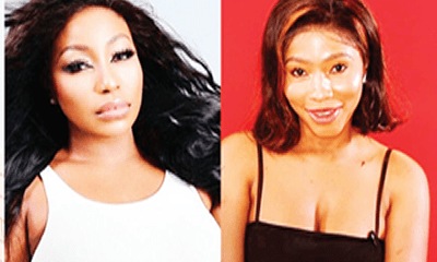 Why Rita Dominic  is rooting for BBNaija's Mercy