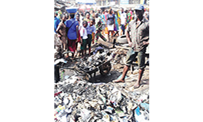 House Committee to investigate Onitsha fire – Chairman