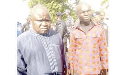 Fake 'governor': I wanted to build house with crime proceeds