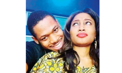 Reactions Trail BBNaija's Frodd on Twitter over relationship with Esther