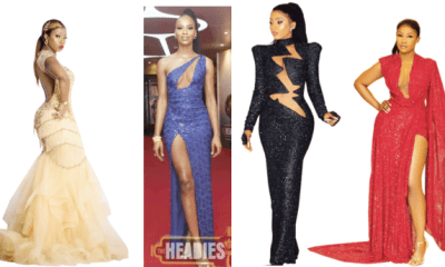 Steal style inspiration from Headies' best dressed