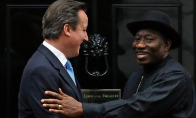 David Cameron: Jonathan stopped us from rescuing some Chibok schoolgirls