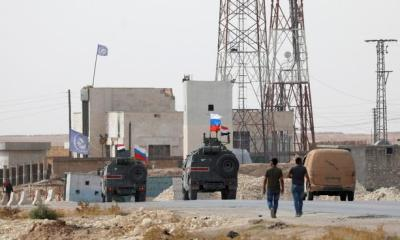 More Russian military police arrive in Syria under peace deal with Turkey