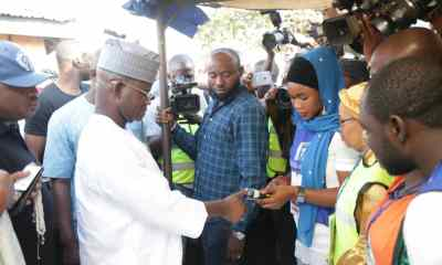 Kogi decides: Bello leads after collation of results in 15 LGAs