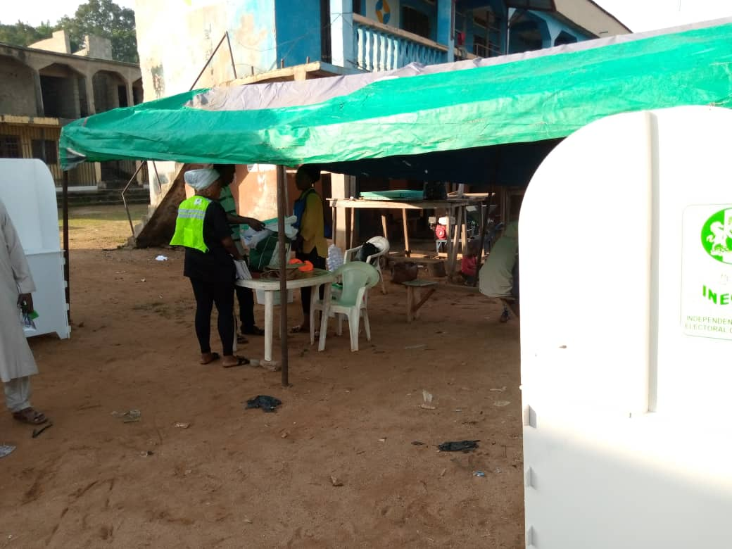 Kogi/Bayelsa decide: Late arrival of INEC officials in Lokoja - New Telegraph Newspaper