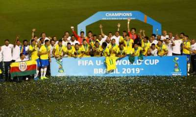 Brazil rallies to win U-17 World Cup