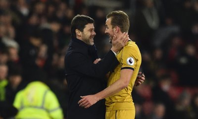 Harry Kane's touching tweet response to Pochettino's sacking