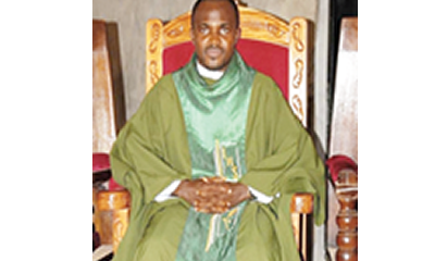 Kidnapped Enugu Catholic Priest regains freedom