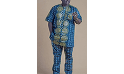 Yoruba actor, Ogogo, celebrates 60th birthday