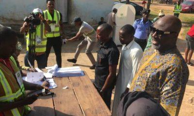 Kogi/Bayelsa decide: Melaye condemns Kogi polls, says ballots stronger than bullets