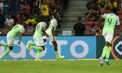 Cameroon 2021: Senegal start well as other African heavyweights struggle