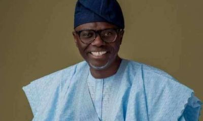 Appeal Court upholds Sanwo-Olu's election