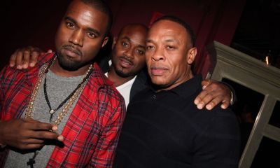 Kanye West, Dr. Dre announce 'Jesus Is King Part II' album