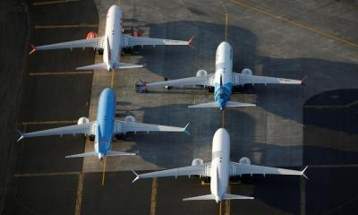 Boeing: 737 MAX should resume commercial flights in Jan; shares jump