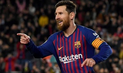 UEFA League: Messi, Pique out of Barca squad to face Inter