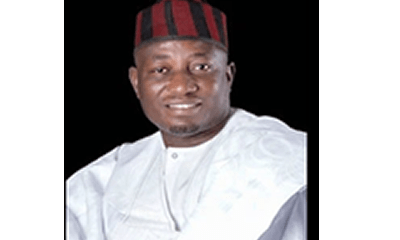 Benue Rep donates four-year salary to constituents
