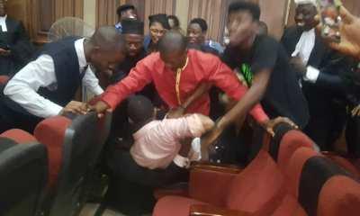 UP DATE: DSS finally re-arrests Sowore