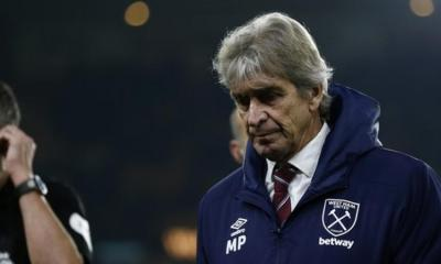 Pellegrini 'not worried' about relegation after loss to Arsenal