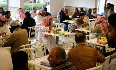Saudi Arabia lifts ban on segregating men, women in restaurants
