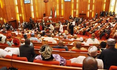 Buhari asks Senate to confirm Nami as FIRS boss, 13 others as board members