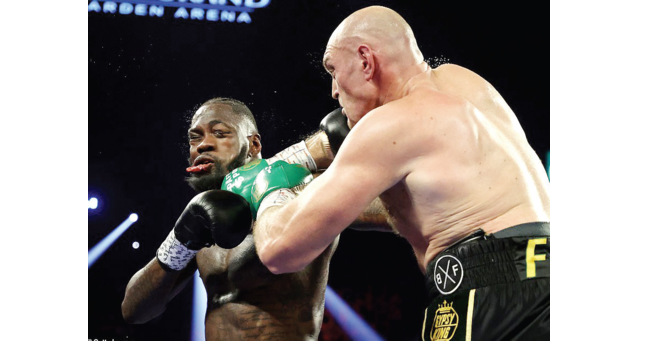 ESPN, Fox Set Fury vs Wilder 3 For October