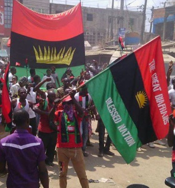 Uncertainty Over Anambra Election As IPOB Declares One Week Sit-at-home Protest