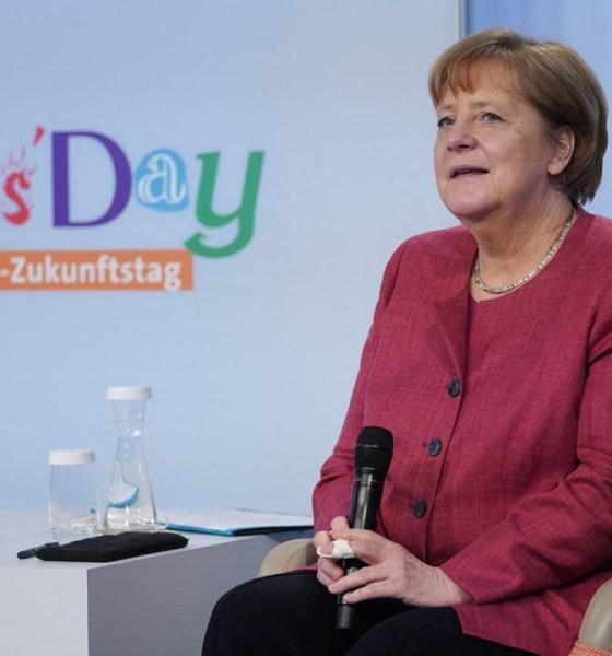 German Lawmakers Quiz Merkel's Likely Successor Over Corruption Charge