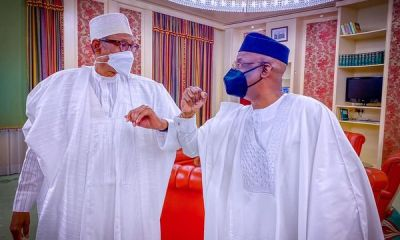 After Calling For Change Of Guard In Presidency, Bakare Visits Buhari