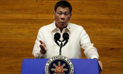 Philippine President Rodrigo Duterte Resigns