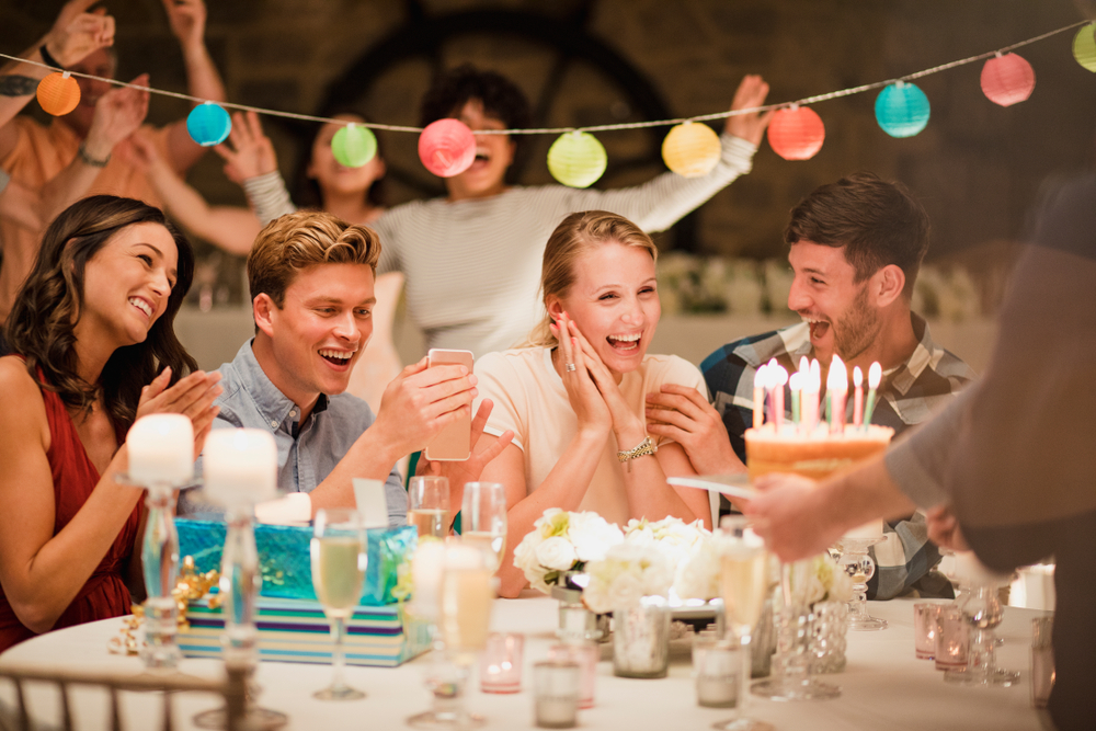 6 Tips For Planning A Surprise Birthday Party