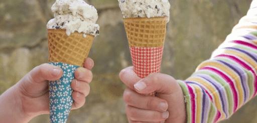 Custom Ice Cream Cone Sleeves Is an Important Part of Kraft Packaging