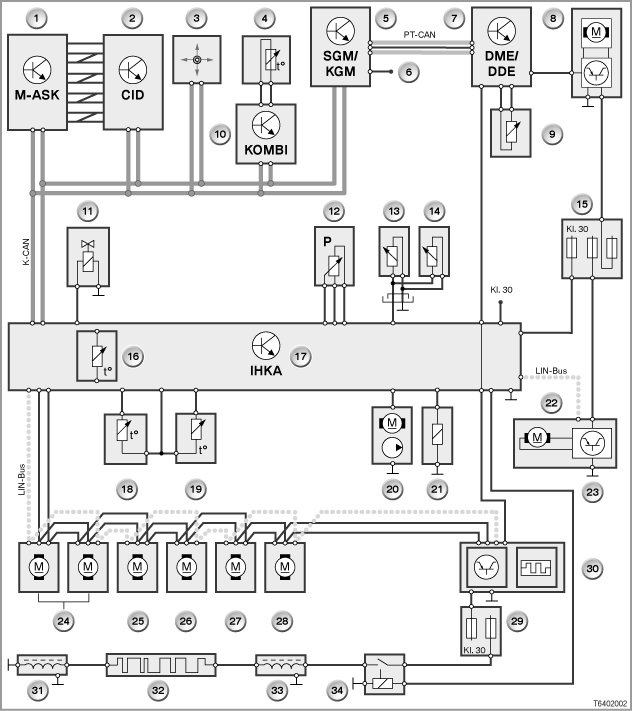 E60 Wiring Diagram
