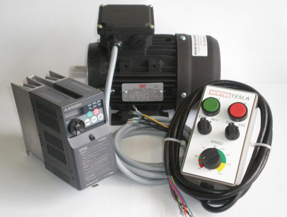 1/2hp  Inverter & Motor package