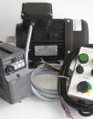 3.0hp  Inverter & Motor package with Remote.