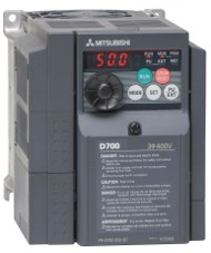 Mitsubishi D720S High Performance Single-to-Three Phase