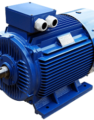 0.75kW Three Phase Motor, 2-pole
