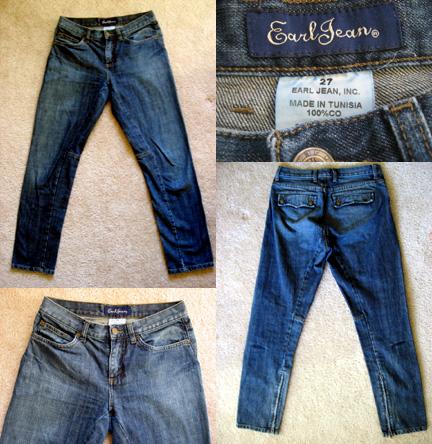 Earl Jean:品牌發展,Earl Jean 品牌故事,品牌收購,VF Corporati_中文百科全書