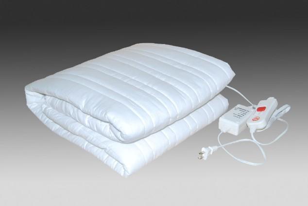 電熱毯:基本介紹,類型,不帶信號線型,帶信號線型,優點,缺點,健康危害,易發疾病,_中文百科全書