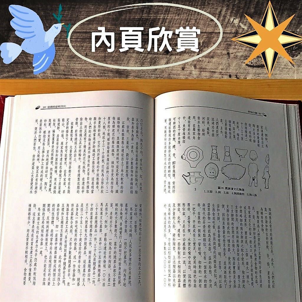 中國文明史目錄內頁參考12