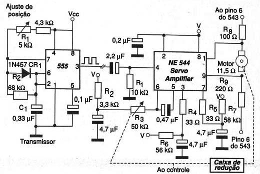 Aplicações avançadas do 555 (ART1119)