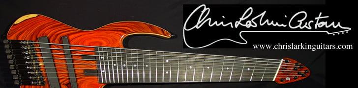 Chris Larkin Guitars
