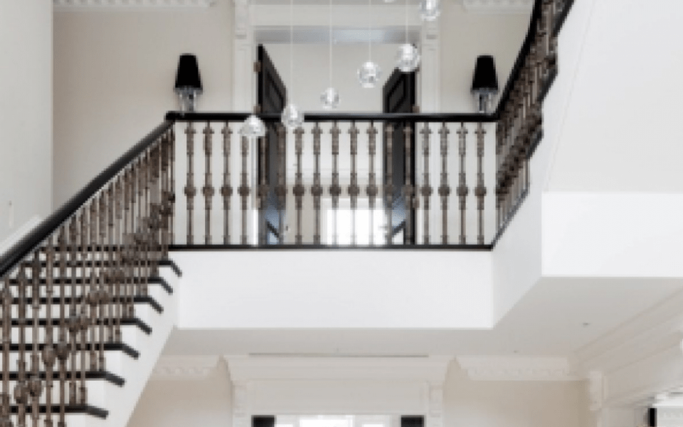 Staircases and Balustrades